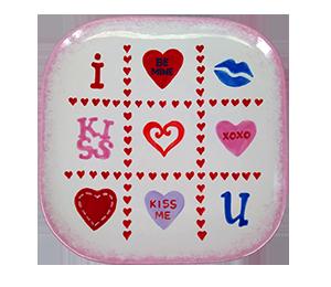 Valencia Valentine's Tic Tac Toe