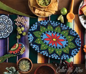 Valencia Talavera Tableware