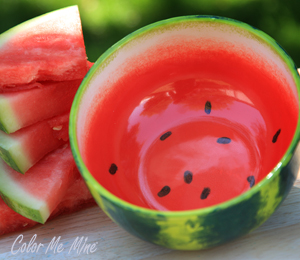Valencia Watermelon Bowl